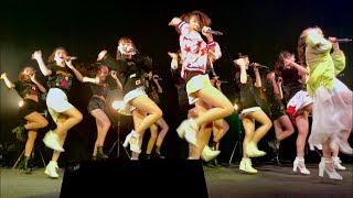 2018年8月25日。原宿駅前ステージ3周年公演でRISING PRODUCTIONの先輩DA...