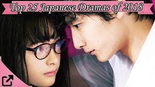 Top 25 Japanese Dramas of 2018