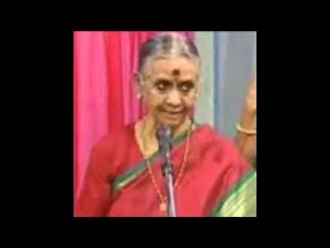 Smt  Mani Krishnaswami  vocal, 1993