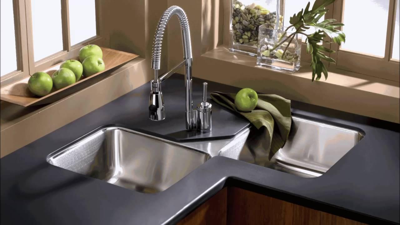small square modern kitchen sinks ideas  youtube - small square modern kitchen sinks ideas
