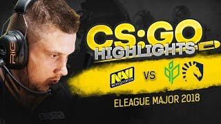 CSGO Highlights: NAVI vs Liquid, Sprout @ ELEAGUE Major 2018
