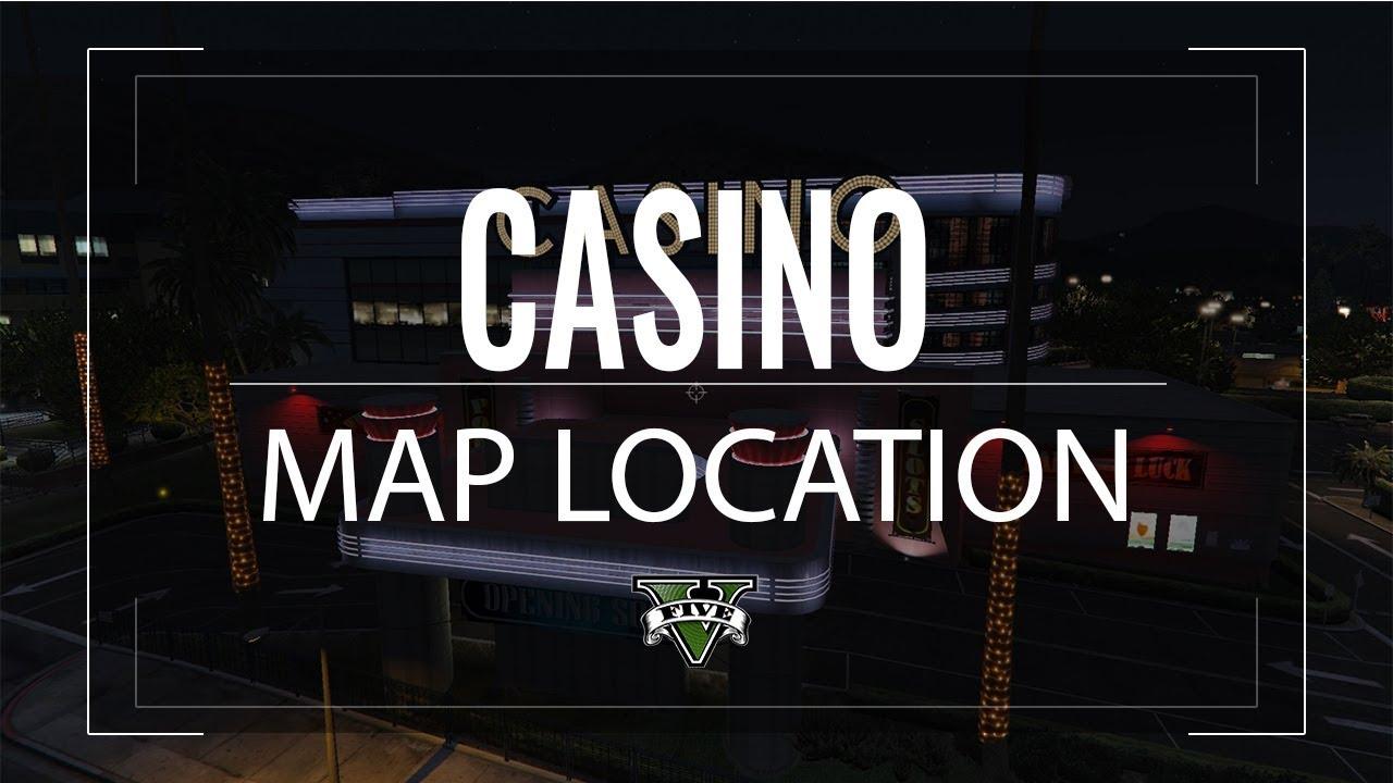 gta 5 casino nerede
