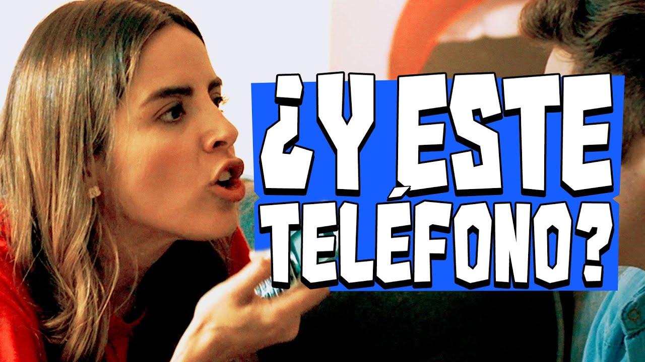 ¿Y ESTE TELÉFONO?