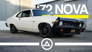LSX Powered '72 Nova