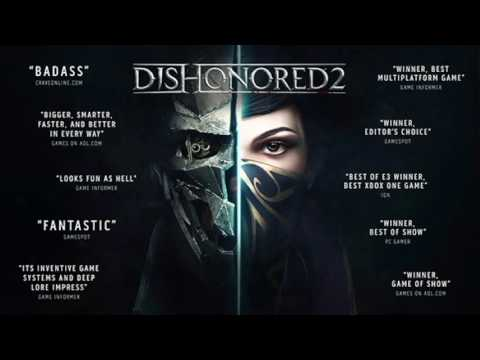 Delilah's Theme - Dishonored 2 Soundtrack