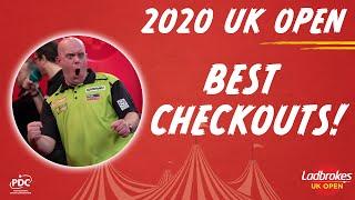 Best Checkouts | 2020 UK Open