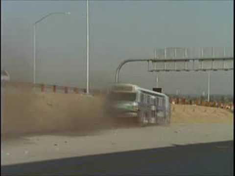speed: Bus jump: