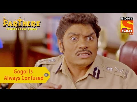 Your Favorite Character | Gogol Is Always Confused | Partners Trouble Ho Gayi Double