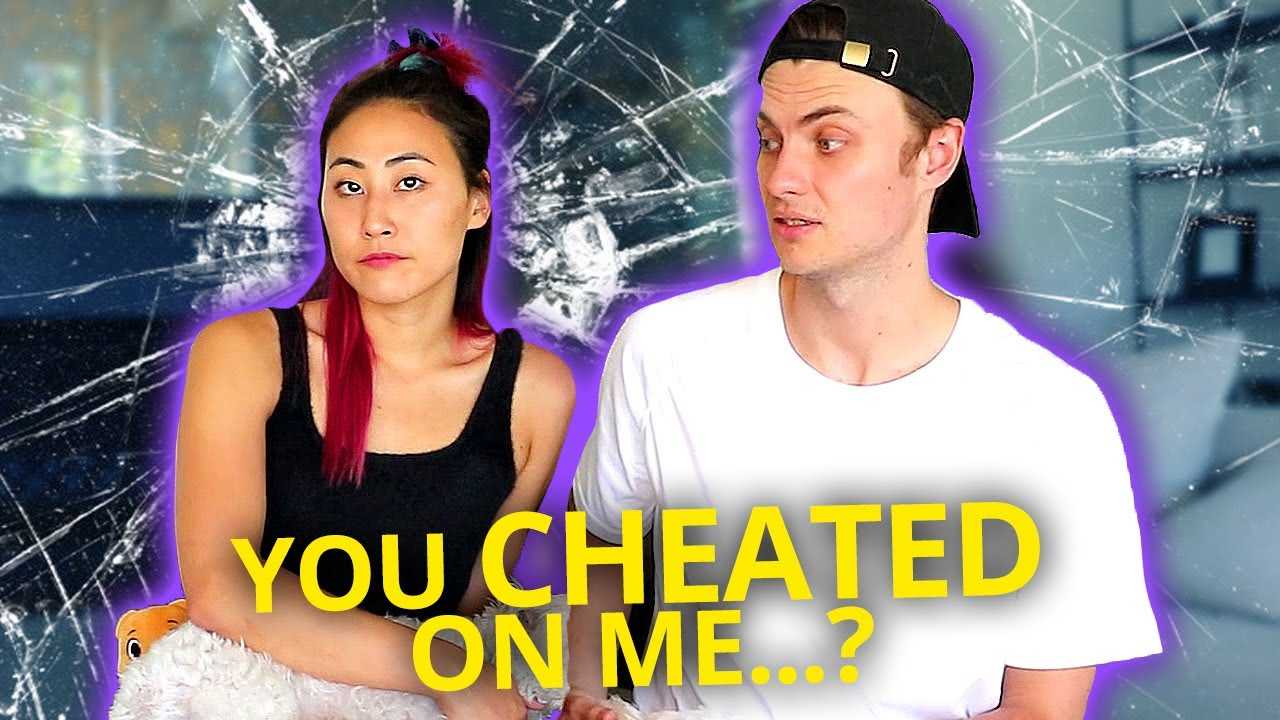 Reacting to YOUR Assumptions About Our Relationship w/ Carter Sharer & Lizzy Capri