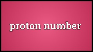what is the definition of nucleon