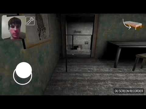Playing Granny horror game (Part 1)