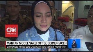 Download Video Mantan Model Saksi OTT Gubernur Aceh MP3 3GP MP4