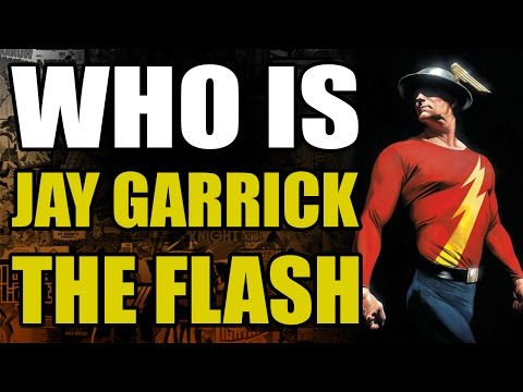 The Flash: Who is Jay Garrick?
