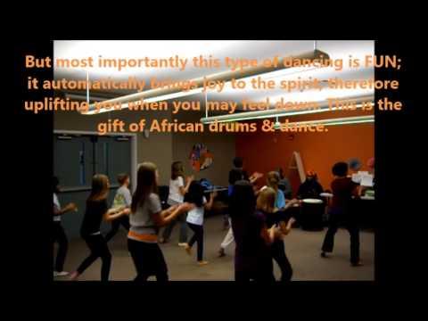 Afrique Aya / Prism School, Dance Performance