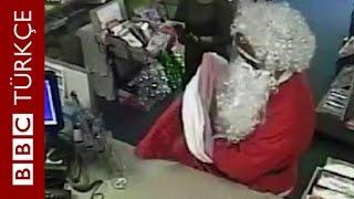 'Hırsız Noel Baba' postaneyi soydu - BBC TÜRKÇE