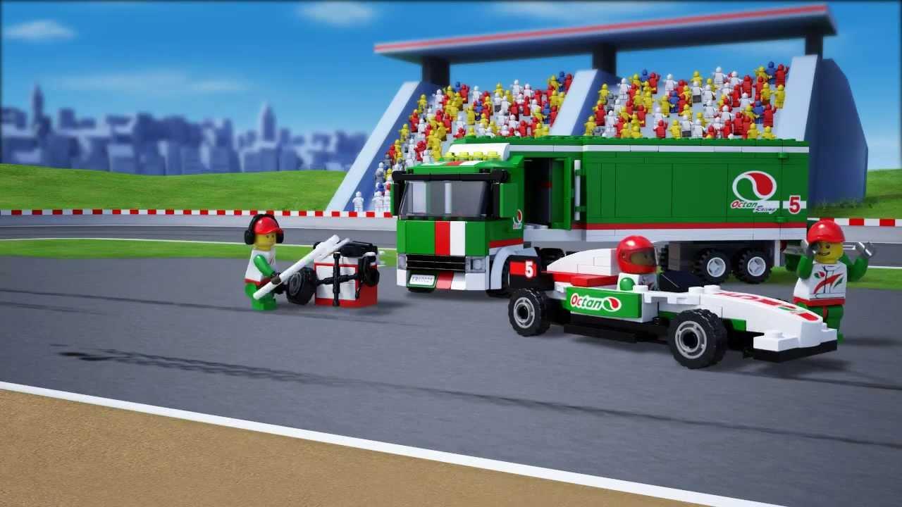 Lego Cars Prix