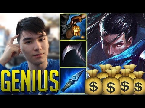 MONEY MAKING YASUO [ 30 MIN FULL BUILD EVERY GAME ]