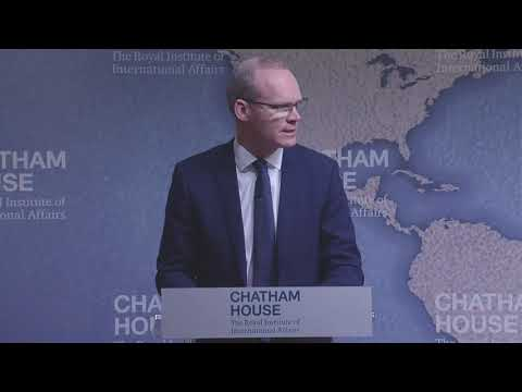 The British/Irish relationship: Past, present and future - Simon Coveney