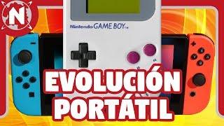 Un vistazo a las consolas portátiles de Nintendo