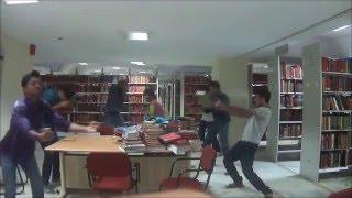Harlem Shake (IIT Roorkee Library)