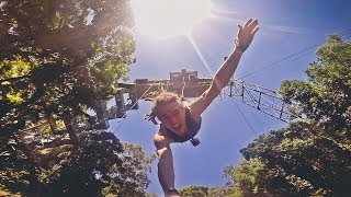 RAINFOREST BUNGEE JUMP