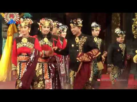 Tabuh Lelambatan, GONG KEBYAR DEWASA Duta Kab. Buleleng | PKB KE 40 TAHUN 2018