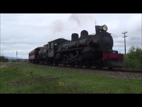 AB 608 Centennial S.I Tour Day 14: Westport to Arthurs Pass 1/11/2015 Part 2