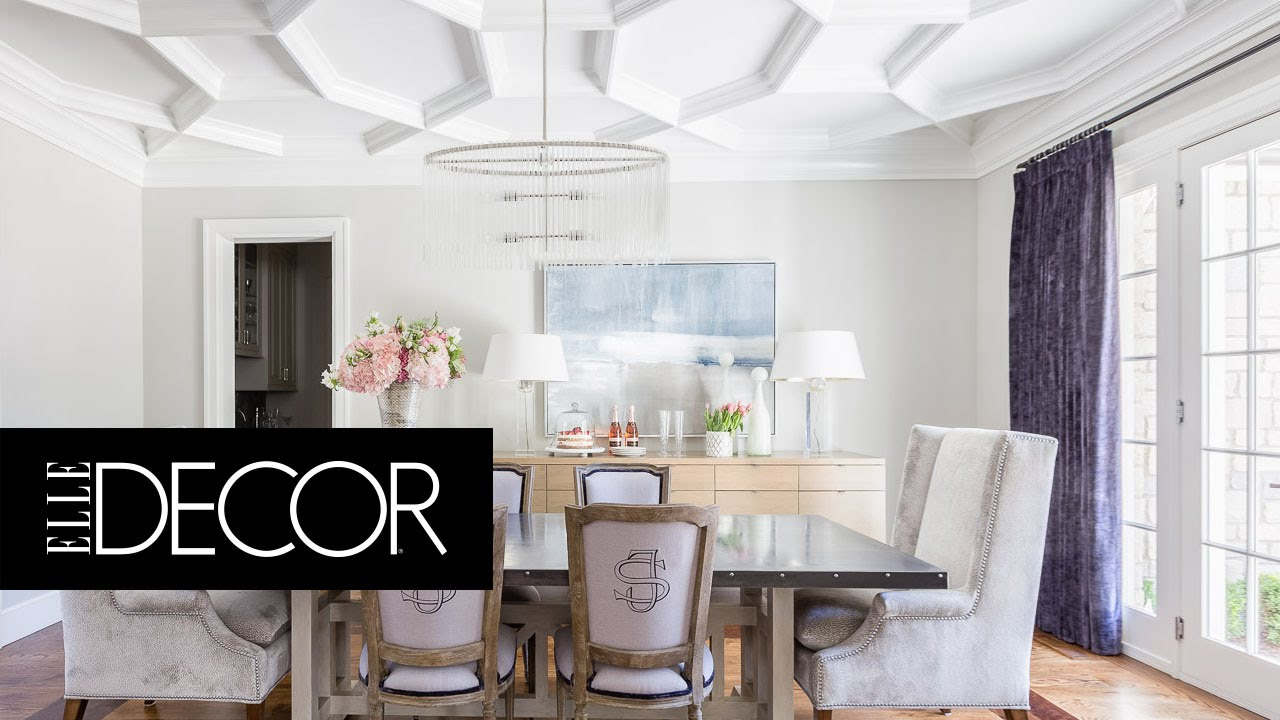 10 Home Decor Trends That Will Be Huge in 2016 ELLE Dcor YouTube