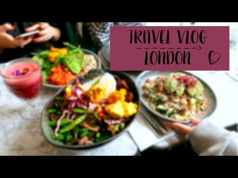 TRAVEL VLOG  ||  LONDON WITH THE BODY SHOP  ♡