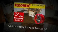 Water Damage Anaheim (714) 707-3500