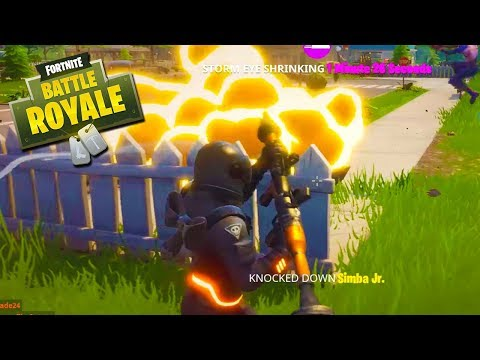 HOW TO JOIN AN ENEMY SQUAD! - Fortnite Battle Royale!