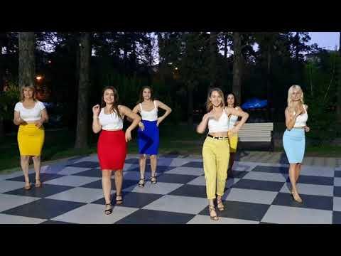 Bachata Lady's style   choreo by Natalia Ulanova   Бачата в Чите