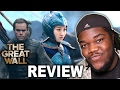 THE GREAT WALL MOVIE REVIEW! - Is It Actually Good?
