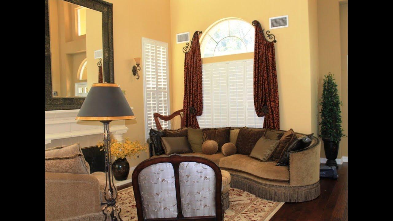 Video 23 window treatment ideas luxury interior design for Interior design businesses near me