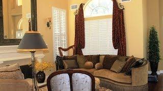 Video #23: Window Treatment Ideas - Luxury Interior Design Consultation In Long Beach,