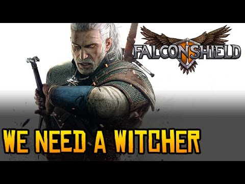 Falconshield - We Need a Witcher (The Witcher 3 song)