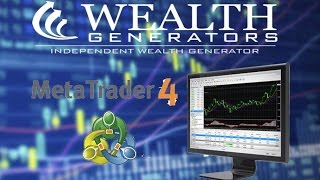 Wealth Generators How to Enter a Trade Alert in MT4