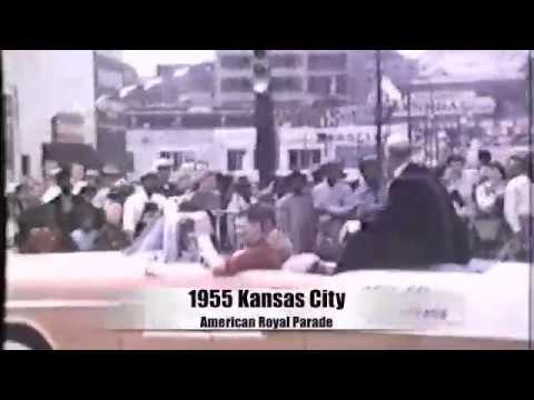 1955 Kansas City, Mo. American Royal Parade