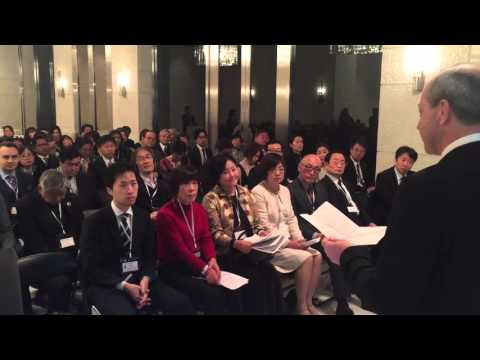 First Business Networking and Concert at the Czech Embassy in Tokyo