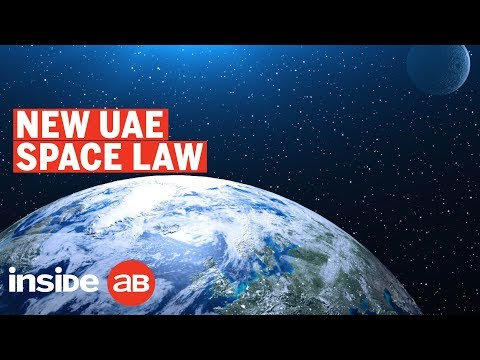 How will the new UAE Space law impact the country's space sector?