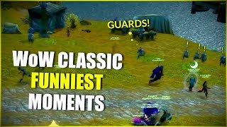 WoW Classic: Funniest Moments (Ep.5)