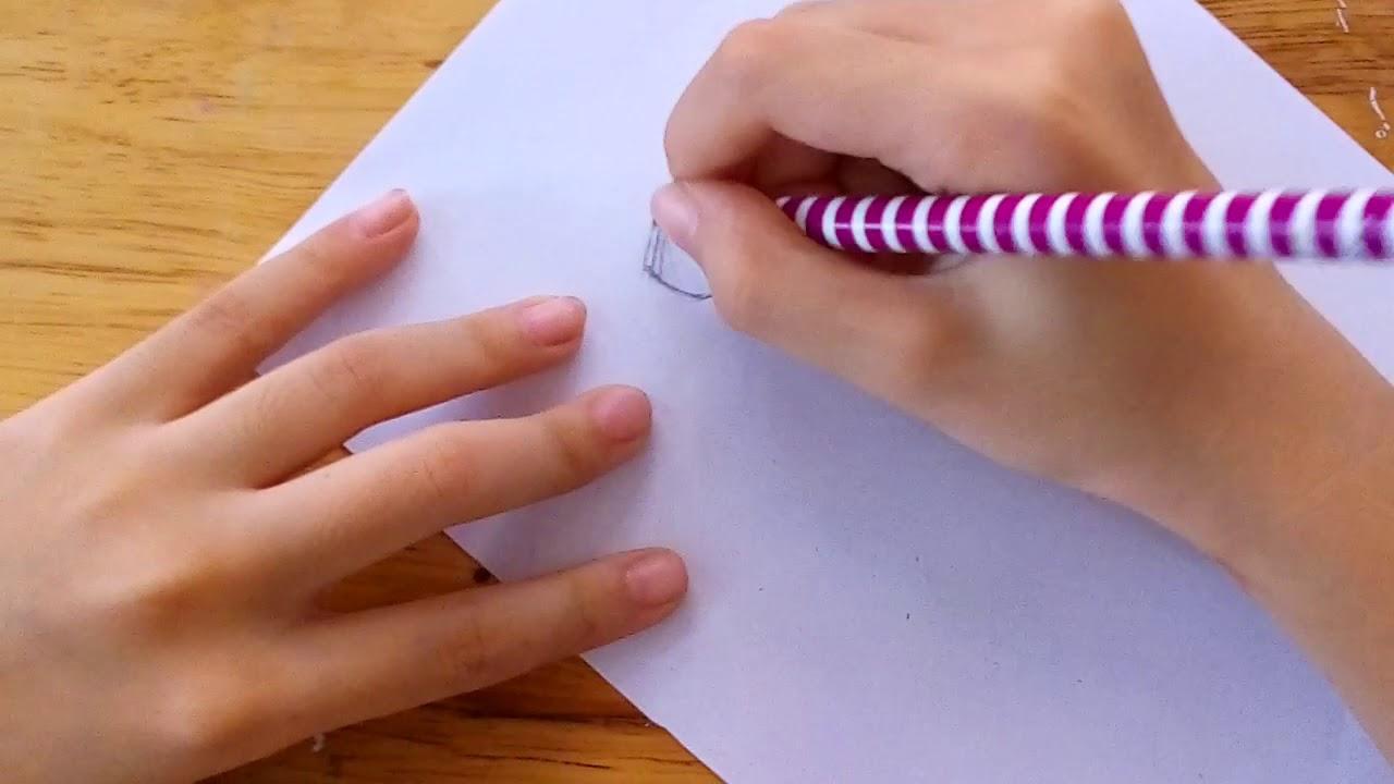 Hướng dẫn vẽ người đơn giản .(Phần mô tả)