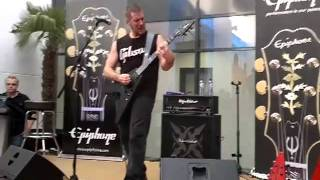 Jeff Waters Epiphone Clinic Music Store Cologne - Word Salad