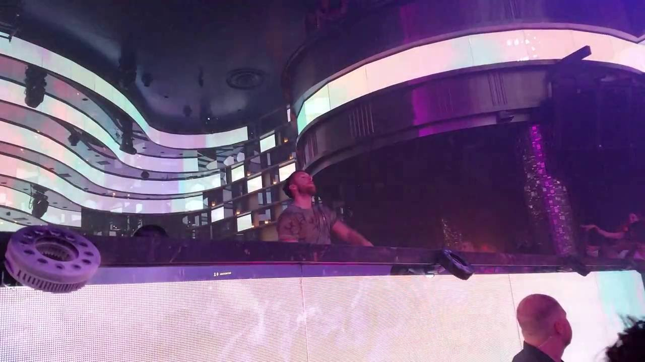 Calvin Harris @Omnia- This Is What We Came For