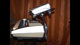 двухъярусная стойка для клавиш своими руками