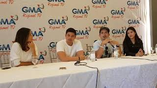 "Dingdong Dantes and Dennis Trillo talk about their friendship and their new series ""CAIN AT ABEL"""