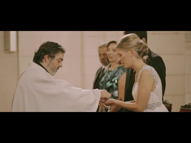 Casamiento en La Rural de Palermo // Highlights // Agus & Juan