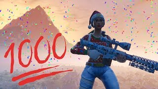 """""""Frost"""" 1,000 Sub Special. (A fortnite montage)"""