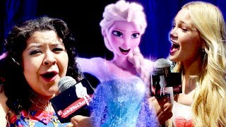 Disney Stars sing LET IT GO at Radio Disney Music Awards 2014 thumbnail