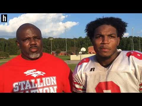 Behind the scenes with South Pointe football: big game performances are in Eli Adams' DNA